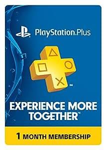 Amazon.com: PlayStation Plus 1 Month Membership - PS3