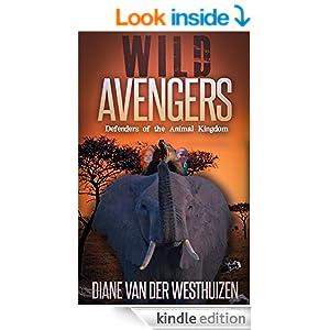 wild avengers book