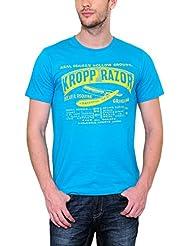 Yepme Men's Graphic Cotton T-shirt -YPMTEES0343-$P