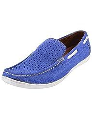 Etios Men's Leather Casual Shoes