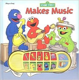 Sesame Street Song Book Vintage 1971 Raposo & Moss Children's Sheet Music