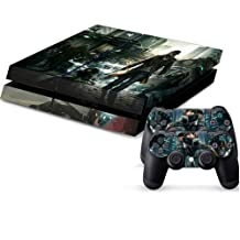Elton Watch Dogs Theme 3M Skin Decal Sticker For PS4 Playstation 4 Console Controller