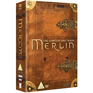 Merlin DVD Box Set Season 1
