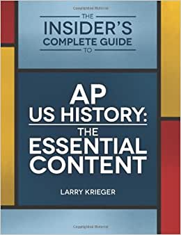 Ap us history book review format second