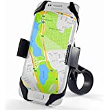 Universal Bike Phone Mount Holder For- IPhone 6 7 Plus IPhone 6S 5S 5 Etc.. All IPhones Samsung Galaxy S7 S6 S5...