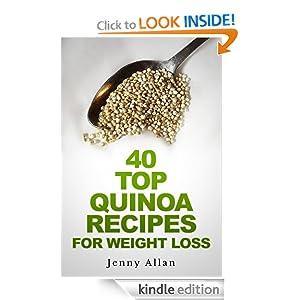 FREE 40 Top Quinoa Recipes For...