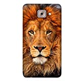 PrintVisa Designer Back Case Cover For Samsung Galaxy On Max (Secret Squirrel Face Long Hair)