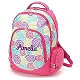 aBaby Bloom Backpack, Name Amelia