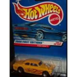 2000 First Editions -#26 Shoe Box Lace Wheels #2000-86 Collectible Collector Car Mattel Hot Wheels