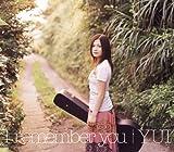 I remember you (通常盤)