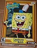 SpongeBob Squarepants Employee of the Month CD ROM Game for Windows
