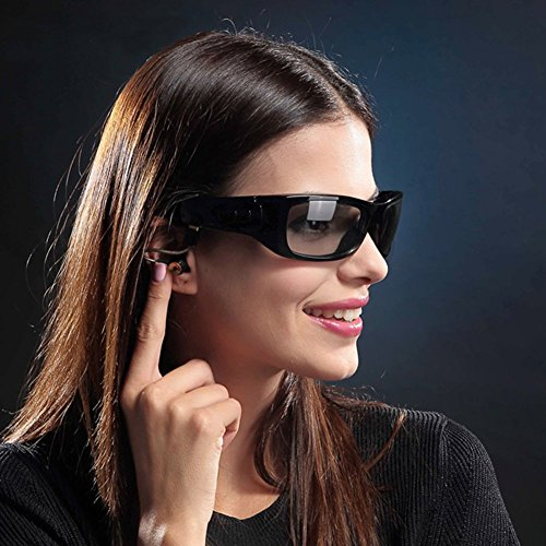 Top 10 Best Bluetooth Sunglasses with Camera Reviews 2019-2020 cover image