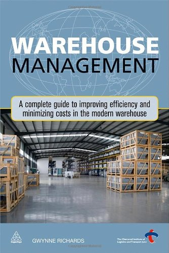 One of Chalmor's warehouse projects featured in Warehouse Management by Gwynne Richards