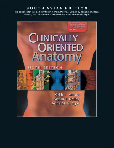 Clinically Oriented Anatomy, 6/E, with the point Access Scratch Code