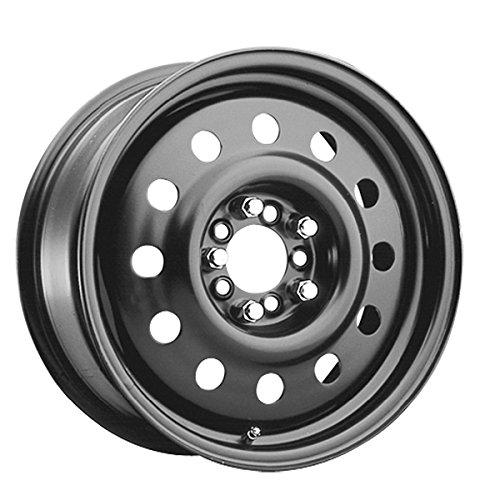 Pacer 83B FWD BLACK MOD Matte Black Wheel – (15X6)