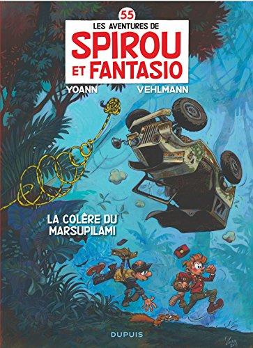Mediatheque Louise Michel Nouveautes Adulte Spirou Et Fantasio