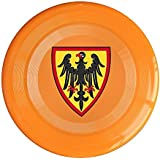 XJBD Unisex Germany Eagle Logo Outdoor Game, Sport, Flying Discs, Game Room, Light Up Flying, Sport Disc , Flyer Frisbee, Ultra Star KellyGreen One Size
