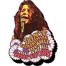 Aquarius Janis Joplin All You Ve Got Funky Chunky Magnet