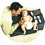 Aautoo QuickChange Portable Changing Pad,Diaper Changing Mat For Baby, Easy To Use For Camping, Travel, Shopping...