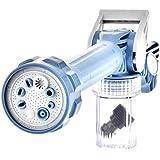 Glive's Jet Water Cannon 8 In1 Turbo Water Spray Gun Jet Gun Water Pressure Spray Gun