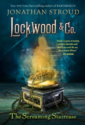 Kids on Fire: Harry Potter Fans, Check Out Lockwood & Co.
