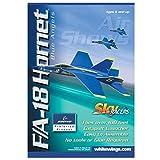 Sky Blue Flight F/A-18 Hornet Blue Angels Model Kit