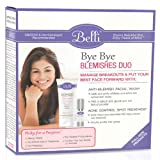 Belli Skin Care - Bye Bye Blemishes Duo - Anti-Blemish Facial Wash 6.5 Oz & Acne Control Spot Treatment 0.5 Oz...