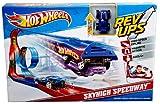 Hot Wheels Rev Ups Sky High Speedway Playset