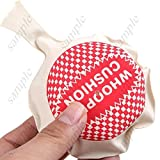 ( LittleSomething ) Self Inflating Whoopee Cushion Fart Sound Bag Funny Toy + Realistic Sticky-Shit Fake Rubber Poop =====&===== Toys ( Children / Boys / Girls / Kids )