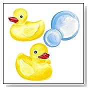 Wallies Duckies Wallpaper Cutout