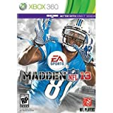 Electronic Arts Madden Nfl 13 X360 (19732) -