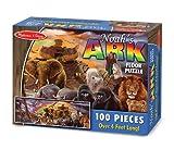 Melissa & Doug Deluxe 100pc Noah's Ark Floor Puzzle