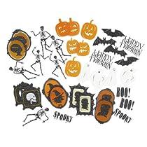 Martha Stewart Crafts Classic Halloween Acetate Die-cuts