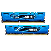G.SKILL Ares Series 16GB 2 X 8GB 240-Pin DDR3 SDRAM DDR3 2400 PC3 19200 Desktop Memory Model F3-2400C11D-16GAB