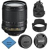Closeout Factory Nikon 18-105mm F/3. 5-5. 6 AF-S DX VR ED Nikkor Lens For Nikon D7000 Digital SLR Camera (White... - B00LBEH5JI