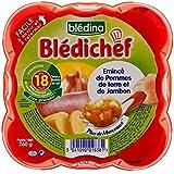 Bledina Chef Sliced Potatoes & Ham (18 Months) 260g