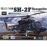 KTH80122 1:48 Kitty Hawk SH-2F Seasprite Helicopter MODEL KIT