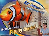 William Mark 7168 Air Swimmers Remote Control Flying Clownfish & Shark Combo, 2 Pack by William Mark
