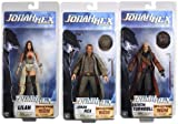 NECA Jonah Hex inches  Action Figure Set of 3