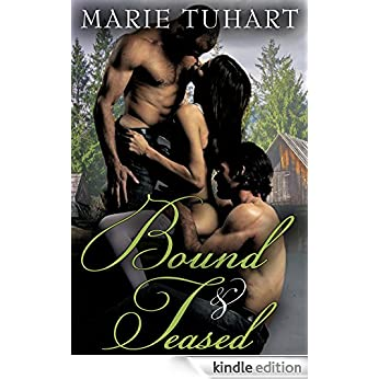 bound & teased ebook cover