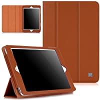 CaseCrown Bold Trifold Case For IPad Mini With Built-in Magnet For Sleep / Wake Feature Orange