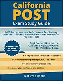 Police Officer Exam (Exam Cram Series)