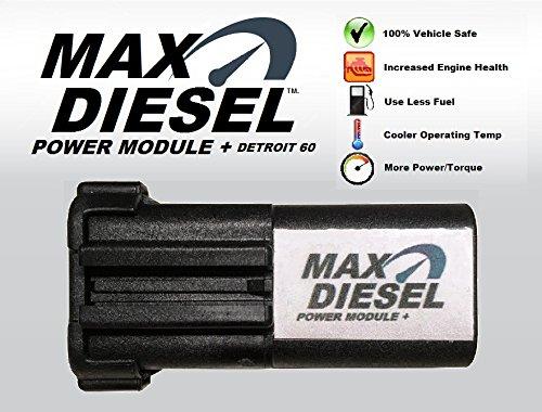 MAX DIESEL – EGR Performance Module for 2003-2007 Detroit Series 60 Diesel Engines