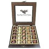 25Pc Yummy Belgium Chocolates - Chocholik Belgium Chocolates
