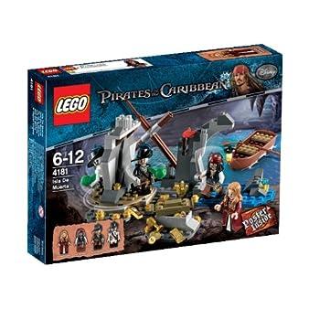 レゴ パイレーツオブカリビアン 死の島 4181