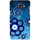 For Samsung Galaxy On5 (2016) Please Do Not Touch ( Please Do Not Touch, Good Quotes, Man, Black Background ) Printed Designer Back Case Cover By TAKKLOO