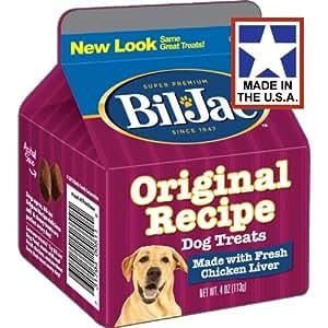 Amazon.com : Bil-Jac Liver Treats for Dogs : Pet Snack