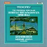 Divertissement op.43bis Prokofiev