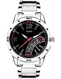 Veens Black Dial Mens Wrist Watch DW1147
