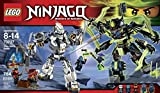 LEGO Ninjago 70737 Titan Mech Battle Building Kit